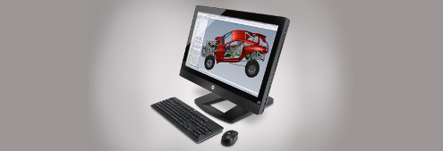 Tests: HP Workstation Z1 - jauda, kas savaldzina