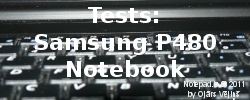 Tests: Samsung P480 Notebook