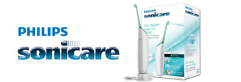 Tests: Philips Air Floss - mikrosprādziens mutē